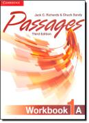 PASSAGES 1A WORKBOOK - 3RD ED
