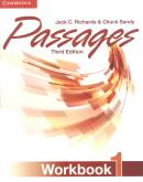 PASSAGES 1 WORKBOOK - 3RD ED