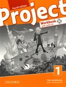 PROJECT 1 WORKBOOK WITH AUDIO CD AND ONLINE PRACTICE PACK - 4TH ED