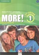 MORE! 1 STUDENTS BOOK WITH CYBER HOMEWORK AND ONLINE RESOURCES - 2ND ED