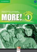 MORE! 1 WORKBOOK - 2ND ED