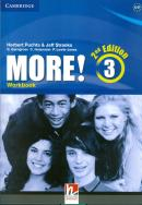 MORE! 3 WORKBOOK - 2ND ED