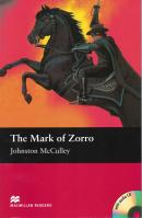THE MARK OF ZORRO  WITH CD (2)  ELEMENTARY
