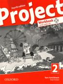 PROJECT 2 WORKBOOK WITH AUDIO CD AND ONLINE PRACTICE PACK - 4TH ED