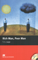 RICH MAN, POOR MAN  WITH CD (1)  BEGINNER