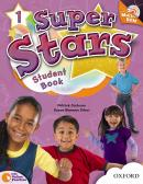 SUPER STARS 1 SB WITH MULTI- ROM PACK AND ONLINE PRACTICE - 1ST ED