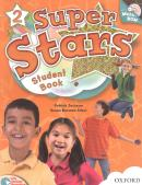 SUPER STARS 2 STUDENTS BOOK WITH MULTIROM PACK - 1ST ED