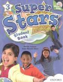 SUPER STARS 3 STUDENTS BOOK WITH MULTIROM PACK - 1ST ED