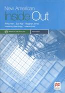 NEW AMERICAN INSIDE OUT INTERMEDIATE WB WITH AUDIO CD & KEY - 2ND ED