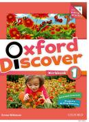 OXFORD DISCOVER 1 WORKBOOK WITH ONLINE PRACTICE - 1ST ED