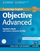 OBJECTIVE ADVANCED TB WITH TEACHERS RESOURCES CD-ROM - 4TH ED
