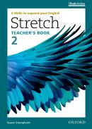 STRETCH 2 TEACHERS BOOK WITH ITOOLS ONLINE