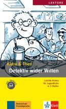 KLARA & THEO - DETEKTIV WINDER WILLEN (STUFE 1) BUCH MIT MINI CD - NE