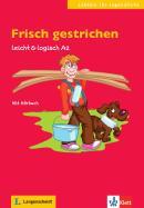 FRISCH GESTRICHEN BUCH MIT AUDIO-CD