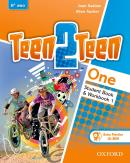 TEEN2TEEN 1 STUDENTS BOOK PACK