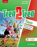 TEEN2TEEN 2 STUDENTS BOOK PACK