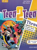 TEEN2TEEN 3 STUDENTS BOOK PACK