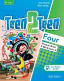 TEEN2TEEN 4 STUDENTS BOOK PACK