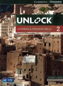 UNLOCK 2 LISTENING AND SPEAKING SKILLS STUDENTS BOOK AND ONLINE WORKBOOK