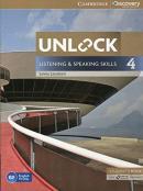 UNLOCK 4 LISTENING AND SPEAKING SKILLS STUDENTS BOOK AND ONLINE WORKBOOK