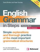 NEW ENGLISH GRAMMAR IN STEPS PRACTICE BOOK WITH ANSWER KEY - NEW EDITION