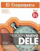 EL CRONOMETRO - MANUAL DE PREPARACION DEL DELE B1 + CD - 3ª ED