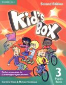 KIDS BOX 3 PUPILS BOOK - BRITISH - 2ND ED
