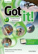 GOT IT! 1B SB/WB WITH MULTI-ROM - 2ND ED