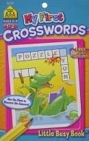 MY FIRST CROSSWORDS 1-2