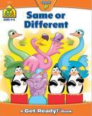 SAME OR DIFFERENTE