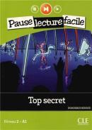 TOP SECRET + CD AUDIO NIVEAU 2