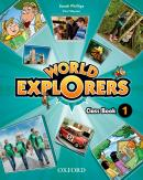 WORLD EXPLORERS 1 CLASS BOOK - 1ST ED