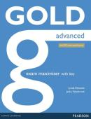 GOLD ADVANCED EXAM MAXIMISER WITH ONLINE AUDIO (WITH KEY)