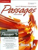 PASSAGES 1A STUDENT´S BOOK WITH ONLINE WORKBOOK A - 3RD ED