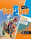 TEEN2TEEN 1 STUDENTS BOOK & WORKBOOK PLUS PACK - 1ST ED