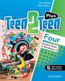 TEEN2TEEN 4 STUDENTS BOOK & WORKBOOK PLUS PACK - 1ST ED