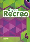 NUEVO RECREO 4 - LIBRO DEL ALUMNO + COMIC INTERACTIVO + MULTIROM + LIBRO DIGITAL INTERACTIVO - 3ª EDICAO