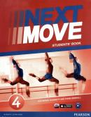 NEXT MOVE 4 STUDENTS BOOK - 1ST ED