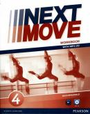 NEXT MOVE 4 WB WITH MP3 CD - 1ST ED