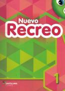 NUEVO RECREO 1 - LIBRO DEL ALUMNO + LAS AVENTURAS DE TITA + MULTIROM + LIBRO DIGITAL INTERACTIVO - 3ª EDICAO