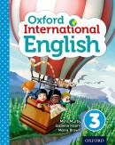 OXFORD INTERNATIONAL PRIMARY ENGLISH 3 STUDENT BOOK