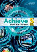 ACHIEVE STARTER STUDENTS BOOK/WORKBOOK - 2ND ED