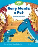 RORY WANTS A PET - LEVEL 1