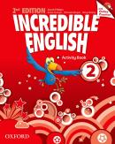 INCREDIBLE ENGLISH 2 ACTIVITY BOOK WITH ONLINE PRATICE - 2ND ED