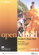 OPEN MIND 2ND EDIT.STUDENT´S BOOK WITH WEBCODE & DVD-2A