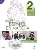 NUEVO ESPANOL EN MARCHA 2 CUADERNO DE EJERCICIOS + CD
