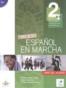 NUEVO ESPANOL EN MARCHA 2 LIBRO DEL ALUMNO + CD
