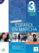 NUEVO ESPANOL EN MARCHA 3 LIBRO DEL ALUMNO + CD