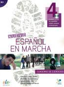 NUEVO ESPANOL EN MARCHA 4 CUADERNO DE EJERCICIOS