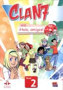CLAN 7 CON HOLA, AMIGOS! 2 LIBRO DEL ALUMNO + EXTENSION DIGITAL